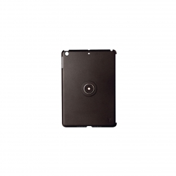 Coque simple compatible iPad Mini 4/5 - The Joy Factory - Noir - MME300-K