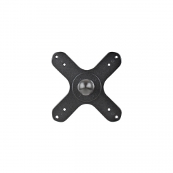 Base de support pour tablette avec joint sphérique 26 mm compatible VESA75/100