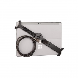 THE JOY FACTORY - Lockable & Adjustable Holder with combination lock