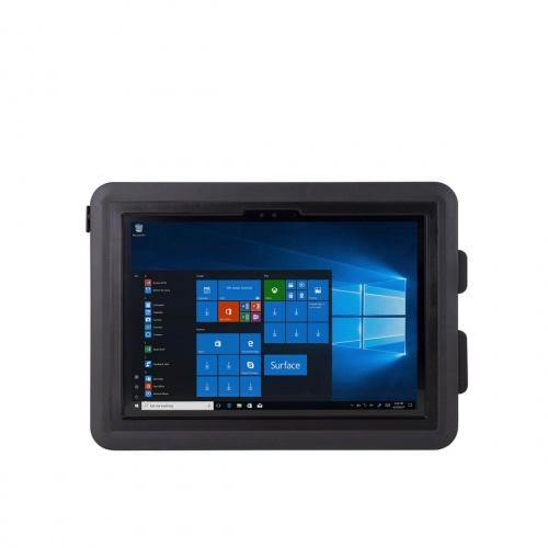 Coque de Protection Complète Ultra Rigide et Etanche Compatible Surface Pro - The Joy Factory - Norme IP68 - Noir - CWM309