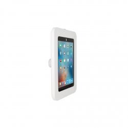 Support sécurisé Stand mural - iPad 9.7 - Blanc