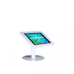Support sécurisé Stand comptoir - Galaxy Tab S3/S2 - Blanc