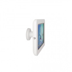 Support sécurisé Stand mural - Galaxy Tab S3/S2 - Blanc