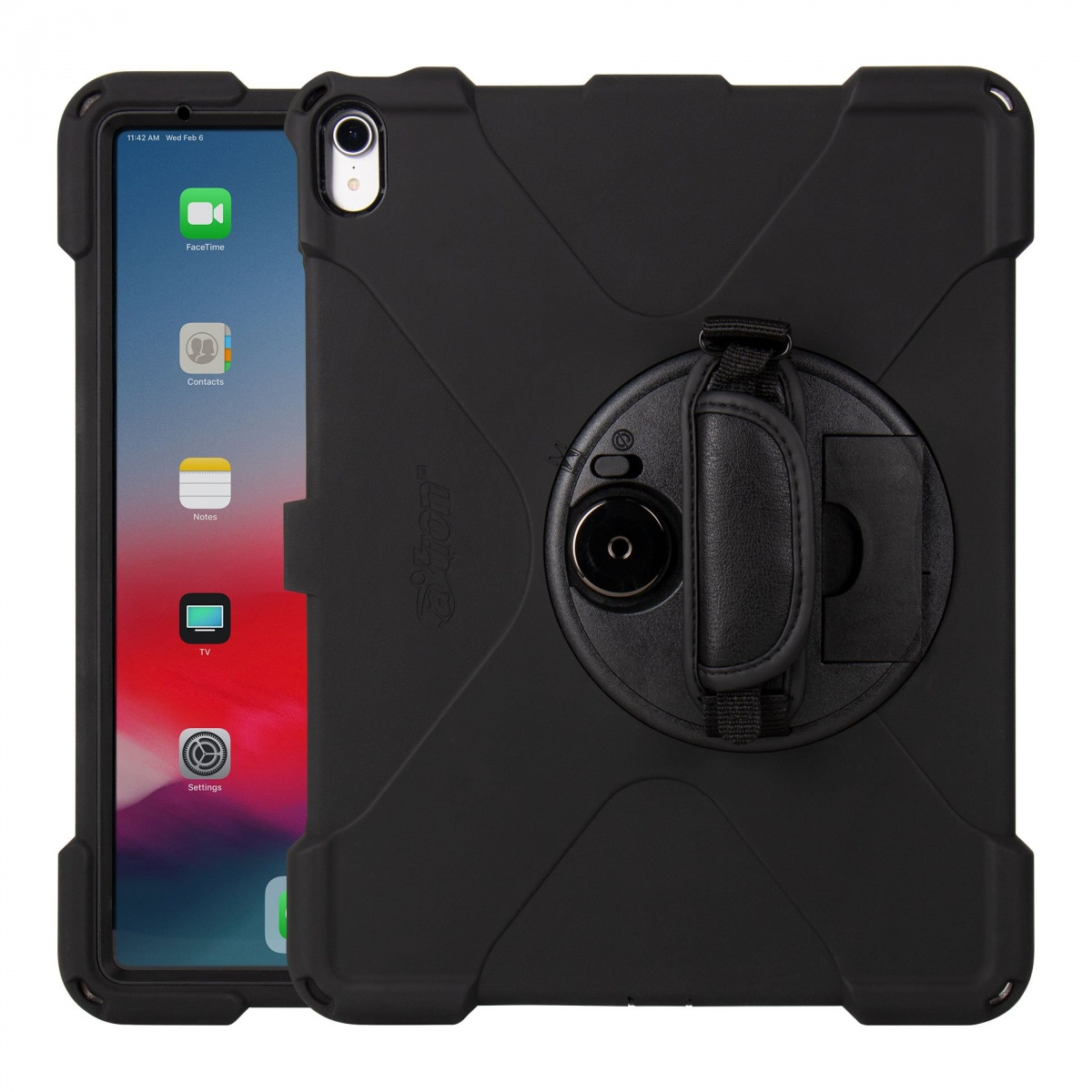 Built-in Screen Protector The Joy Factory MagConnect Carbon Fiber Wall//Counter Mount w//aXtion Bold MP Water-Resistant Rugged Shockproof Case for Surface Pro 7 Pro 6 Pro 4 Pro 5 MWM3004MP