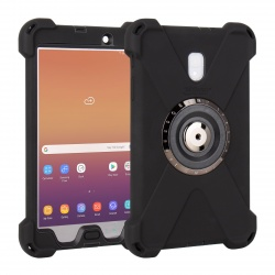 Ultra-slim water-resistant rugged mountable case for iPad 9.7 5th Gen