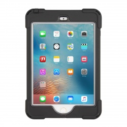 Coque de Protection Renforcée Compatible iPad Mini 4 - The Joy Factory - Norme IP64 - Noir - CWE305