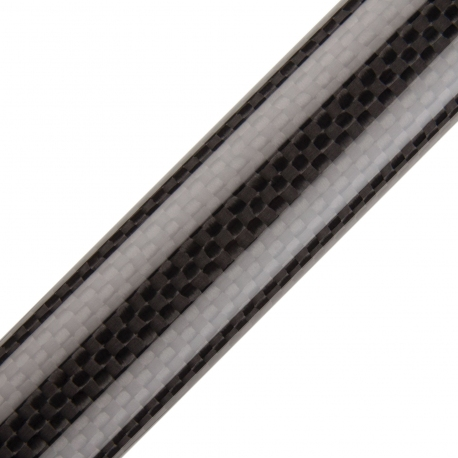 Support Tablette Fixation Etau à 2 Bras Courts - The Joy Factory - Fibre de carbone - MMU116