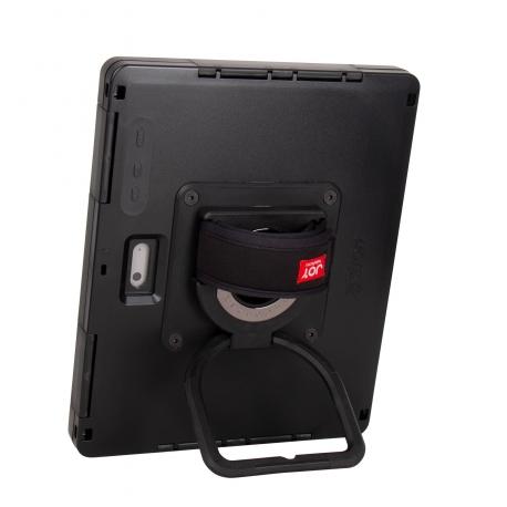 Coque de Protection Complète Ultra Rigide et Etanche Compatible Surface Go - The Joy Factory - Norme IP68 - Noir