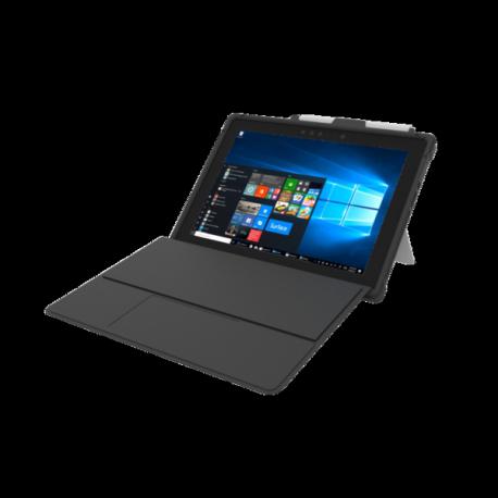 Protection robuste Compatible Surface Go - The Joy Factory - Norme IP64 - Noir - CWM401MH