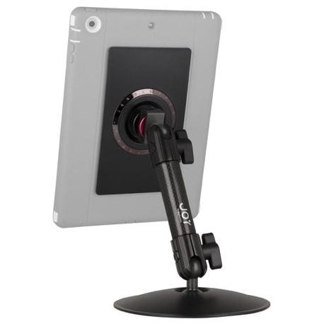 Support Tablettes de Bureau avec Module Adhésif Universel - The Joy Factory - Fibre de carbone - MNU511