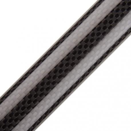 Support Tablettes Fix. Porte Gobelet Automobile avec Module Adhésif Universel - The Joy Factory - Fibre de carbone - MNU529