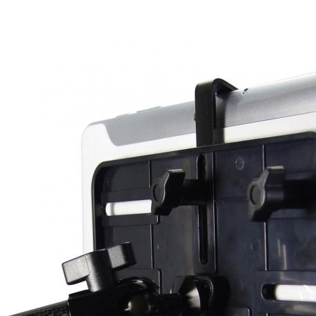 Support fixation porte gobelet AUTO 2e génération