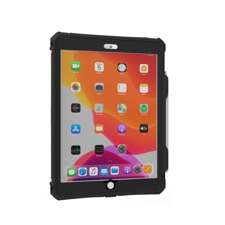 Coque Protection Renforcée - iPad 10.2 - aXtion Edge MH - Noir