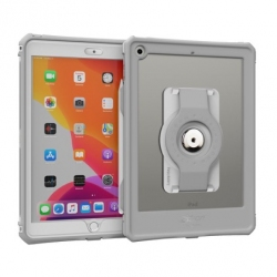 Protection Renforcée Etanche - iPad 10.2 - aXtion Edge MH - Blanc
