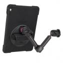Support fixation murale à double bras + Protection renforcée iPad Air 3 et iPad Pro 10.5
