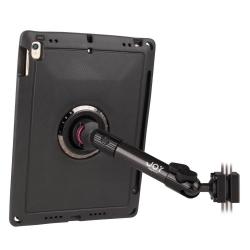 Support fixation appuie tête AUTO + Coque renforcée iPad Air 3 et iPad Pro 10.5