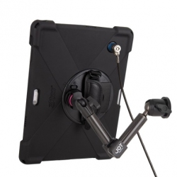 Support sécurisé fixation murale à double bras - Surface Pro