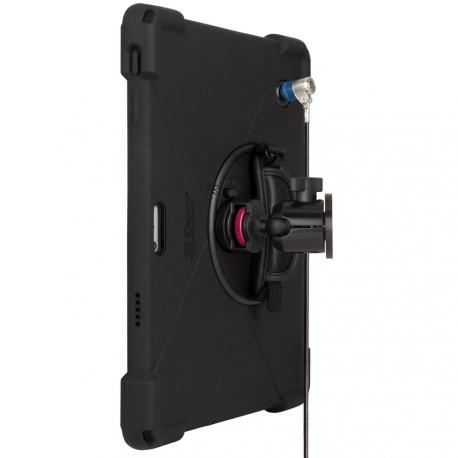 Mini support fixation murale + Protection renforcée iPad Pro 11