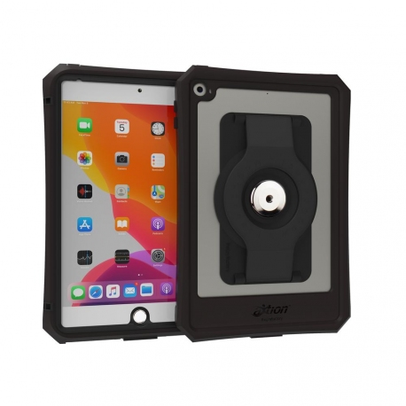 Coque Protection Renforcée Compatible iPad Mini 4/5 - aXtion Edge MH - Norme IP68 - Noir - CWE406MH