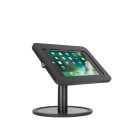 Support Comptoir Compatible iPad 10.2 -The Joy Factory - Noir - KAA112B