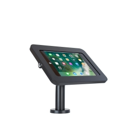 "Elevate II Wall | Countertop Mount Kiosk for iPad 10.2"" 7th Gen (Black)"