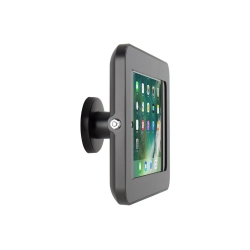 "Elevate II On-Wall Mount Kiosk for iPad 10.2"" 7th Gen (Black)"