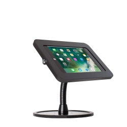 Stand Comptoir à Bras Flexible Compatible iPad 10.2 - The Joy Factory - Noir - KAA115B