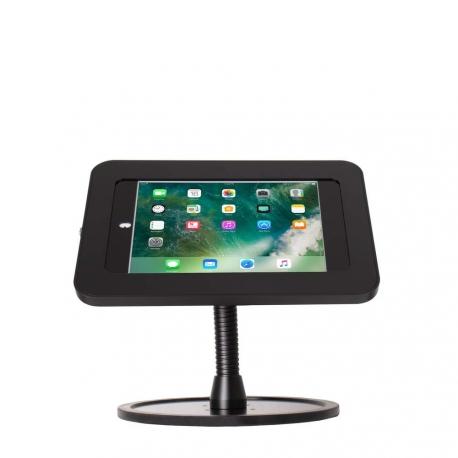 Stand Comptoir à Bras Flexible Compatible iPad 10.2 - The Joy Factory - Noir - KAA115B