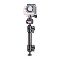 MagConnect Tripod   Mic Stand Mount for GoPro Camera