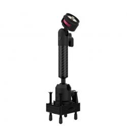 Support Chariot Elévateur fixation sur poteau (largeur max 4.2cm)