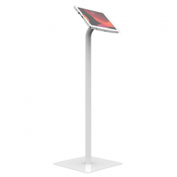Support Stand sur Pied - iPad Pro 12.9 (2020) - Blanc