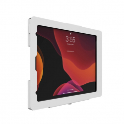"Elevate II On-Wall Mount Kiosk for iPad Pro 12.9"" 4th Gen (White)"