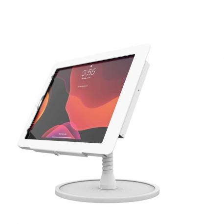Stand Comptoir à Bras Flexible - iPad Pro 12.9 (2020) - Blanc