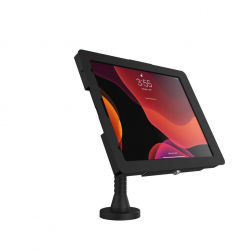 "Elevate II Flex Drill Down Countertop Mount Kiosk for iPad Pro 12.9"" 4th Gen (Black)"