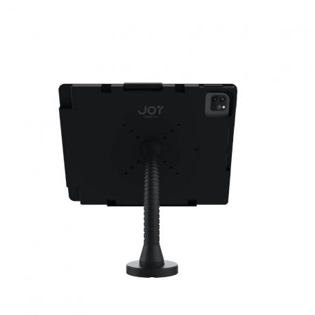 Stand Kiosque Comptoir à Bras Flexible - iPad Pro 12.9 (2020) - Noir