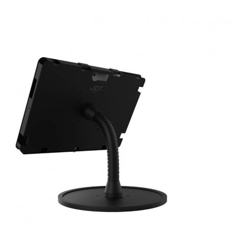 Stand comptoir bras flexible - Surface Pro - Noir