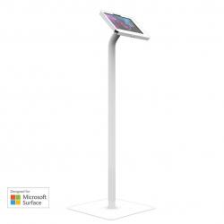 Elevate II Floor Stand Kiosk for Surface Go | Go 2 (White)