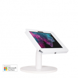 Support de Comptoir - Surface Go - Blanc