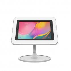 Stand de comptoir bras flexible - Galaxy Tab A 10.1 (2019) - Blanc