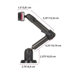 MagConnect Magnet Dual Arm Mount Only