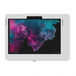 Boîtier Sécurisé VESA - Surface Go - Blanc