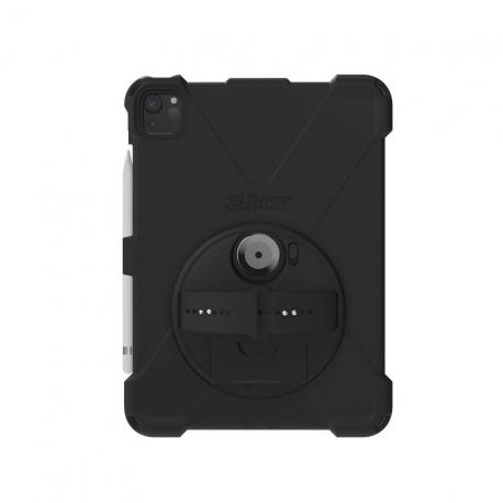 Protection renforcée pour iPad Pro 12.9 (2020/2021) et iPad Pro 11 (2020/2021) - Avec dragonne - Norme IP64